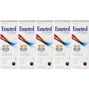 Indications and contraindications for the use of emetrol (domperidone)